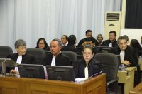 posiedzenie sądowe