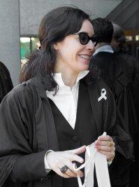 kobieta adwokat