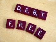 spłaty długów